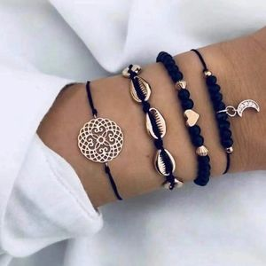 3/$20 New Black & Gold Bracelet Set